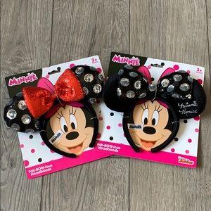 Other - Disney Junior Minnie Mouse headbands
